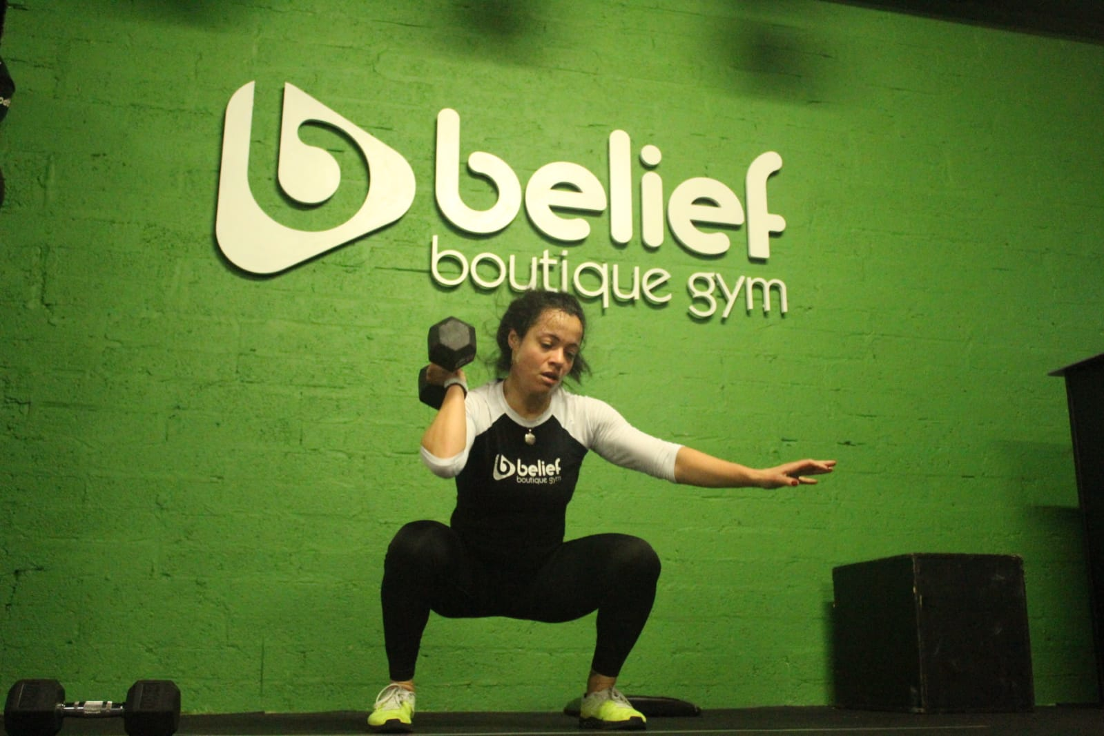 Belief Boutique Gym Killarney